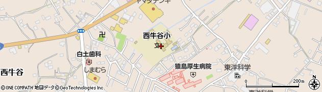 古河市役所 総和地区西牛谷児童クラブ周辺の地図