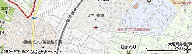 ミヤト倉庫株式会社周辺の地図
