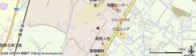 緑川整体治療院長生館周辺の地図