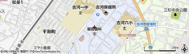 鈴木興業株式会社周辺の地図