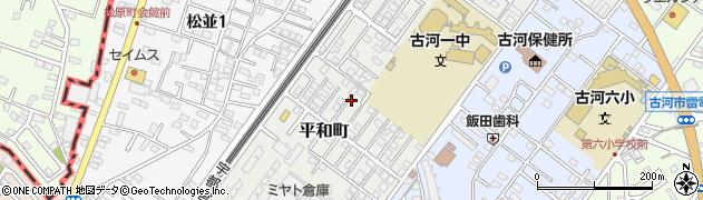 有限会社高橋建築設計事務所周辺の地図