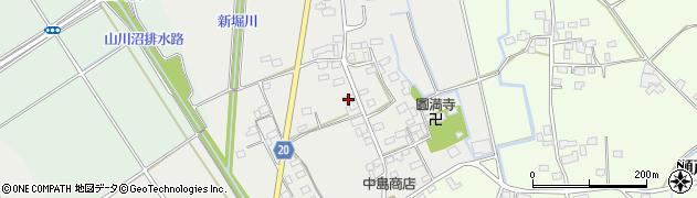 有限会社マルエイ建設周辺の地図