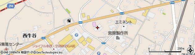 株式会社ジョイフル本田 エクステリアセンター古河店周辺の地図