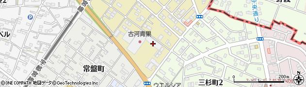カネシン株式会社周辺の地図