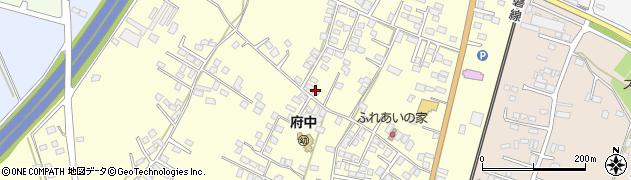 松本理容所周辺の地図