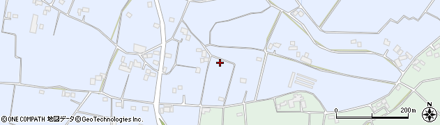 茨城県八千代町(結城郡)塩本周辺の地図