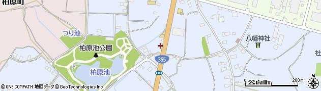 青山運送有限会社周辺の地図