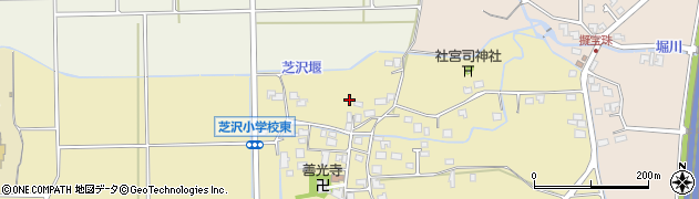 長野県松本市和田(境)周辺の地図
