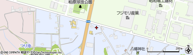 合資会社おおた周辺の地図