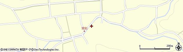 長野県佐久市常和周辺の地図