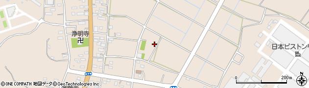 栃木県下都賀郡野木町野木周辺の地図