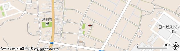 栃木県野木町(下都賀郡)野木周辺の地図