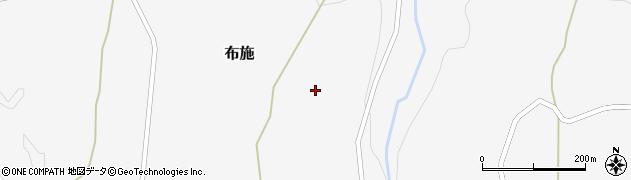 長野県佐久市布施周辺の地図