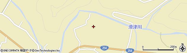 長野県佐久市内山周辺の地図