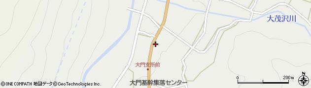 長野県小県郡長和町大門宮ノ上周辺の地図
