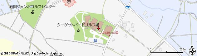 石岡市 デイサービスセンター周辺の地図