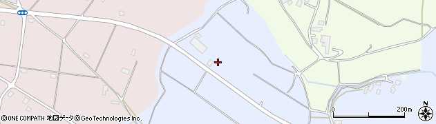 メロンロード周辺の地図