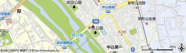 東京装美株式会社周辺の地図