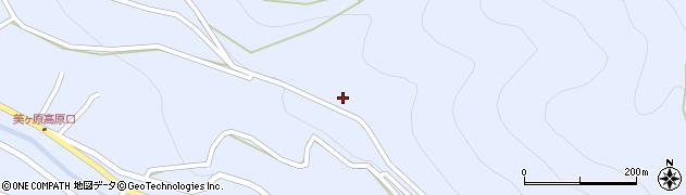 長野県松本市入山辺(寺所)周辺の地図