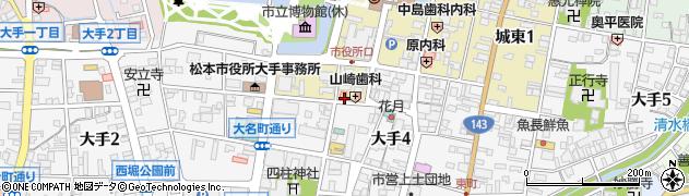 高島小児科医院周辺の地図