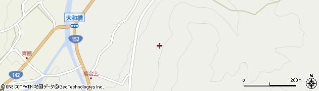 長野県小県郡長和町大門落合周辺の地図