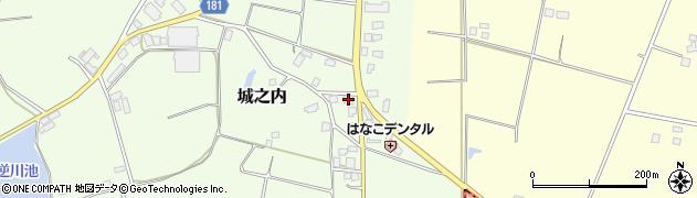 倉持呉服店周辺の地図