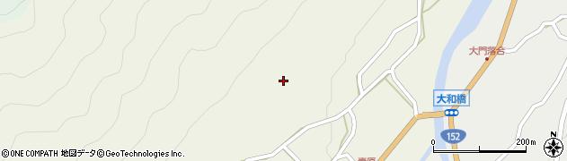 長野県小県郡長和町和田青原周辺の地図