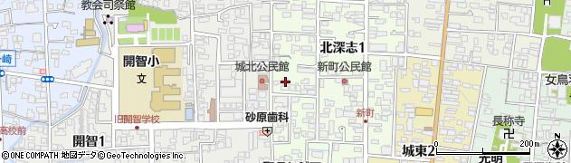 片瀬歯科医院周辺の地図
