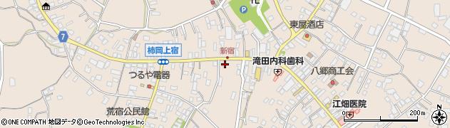 柿岡合同ハイヤー有限会社周辺の地図