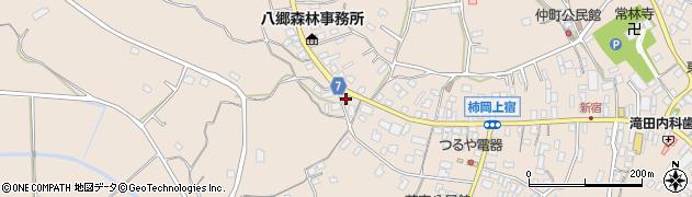 大図時計デンキ店周辺の地図