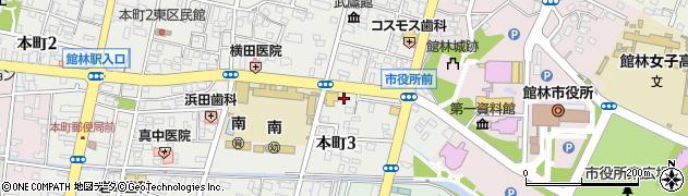 竹生嶌神社周辺の地図