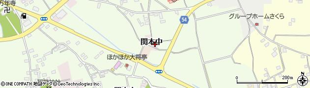 つばさ美容室周辺の地図