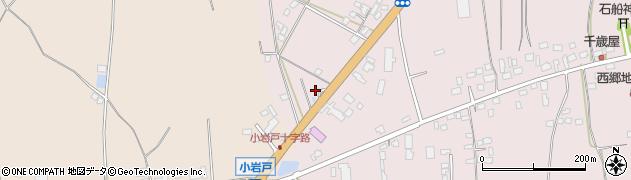 有限会社大和田造園周辺の地図