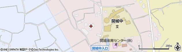 北つくば農協関城支店周辺の地図