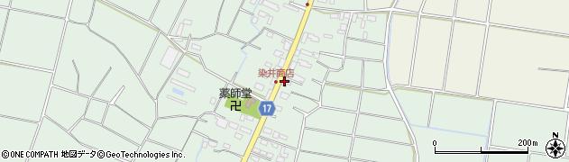 ふじや周辺の地図