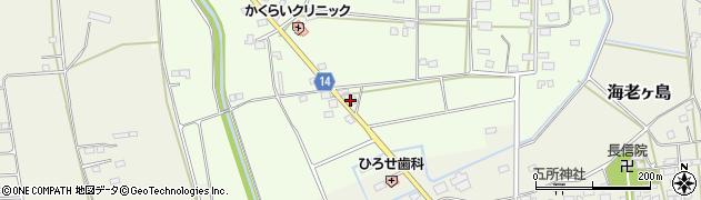 大木商店周辺の地図
