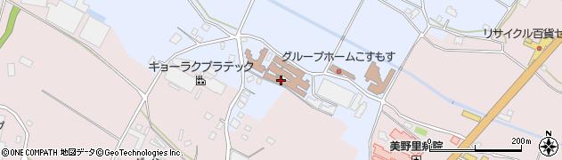 みのり苑周辺の地図