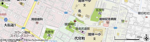 長良神社周辺の地図