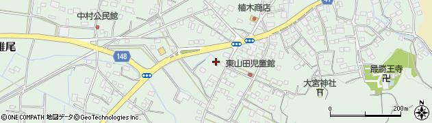 吉原石材産業周辺の地図