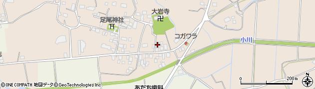山川造園周辺の地図