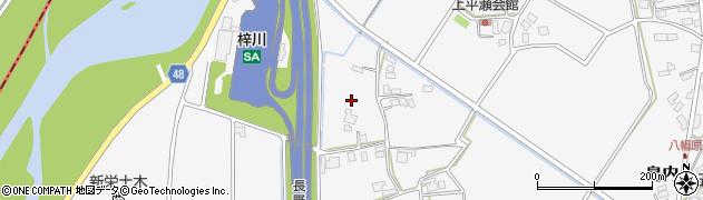 長野県松本市島内(上平瀬)周辺の地図