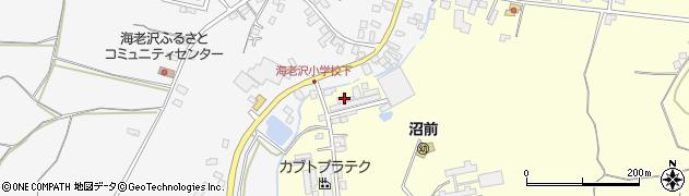 株式会社平須自動車周辺の地図