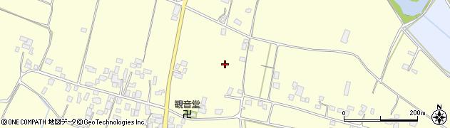 茨城県小美玉市先後周辺の地図