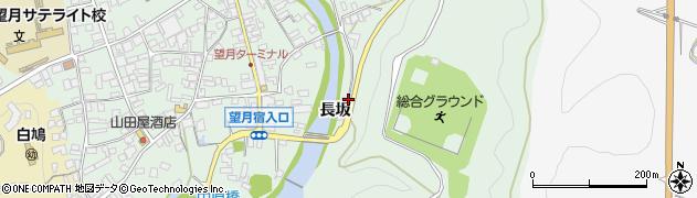 長野県佐久市望月(長坂)周辺の地図