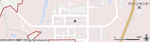 株式会社ネッシー(NESI) 大洗事務所周辺の地図