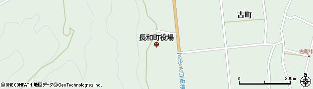 長野県長和町(小県郡)周辺の地図
