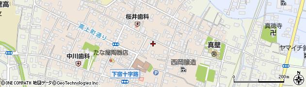 出川薬局周辺の地図