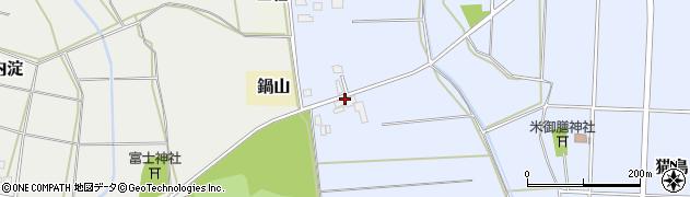 茨一運輸株式会社 本社周辺の地図