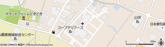 日本食肉格付協会周辺の地図