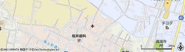 みかど旅館周辺の地図